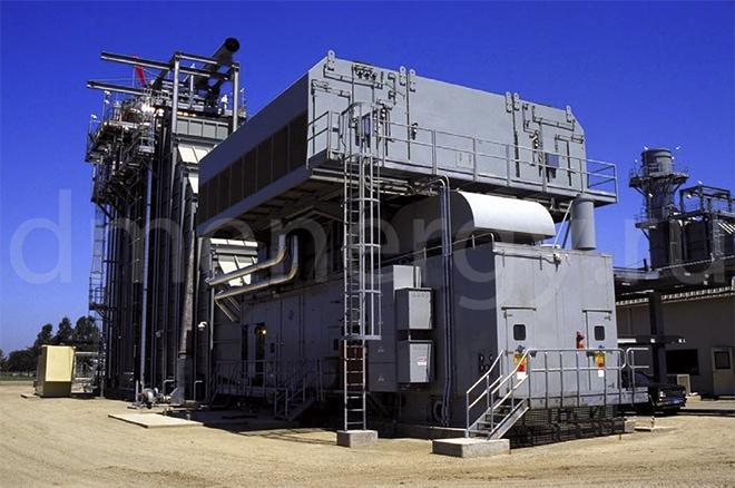 ГТЭ General Electric LM6000