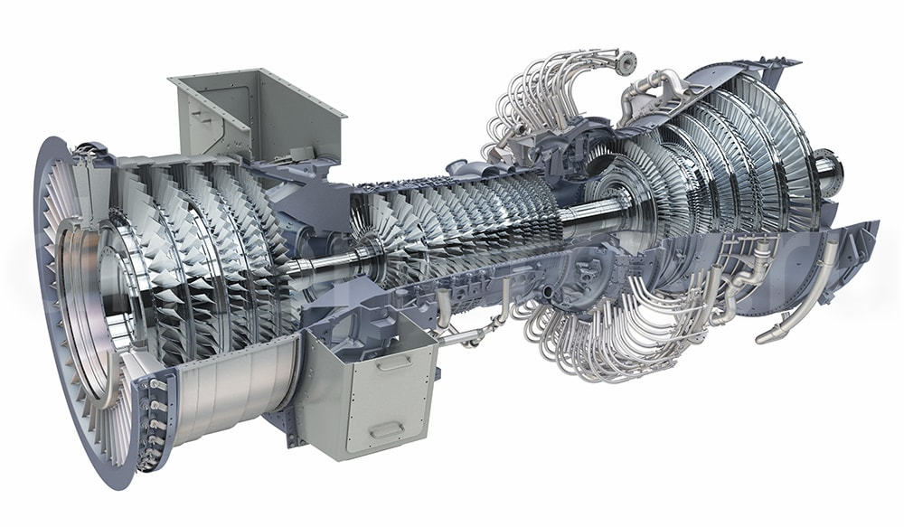 Газовая турбина GE LM6000