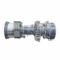 Турбина GE LM6000PF