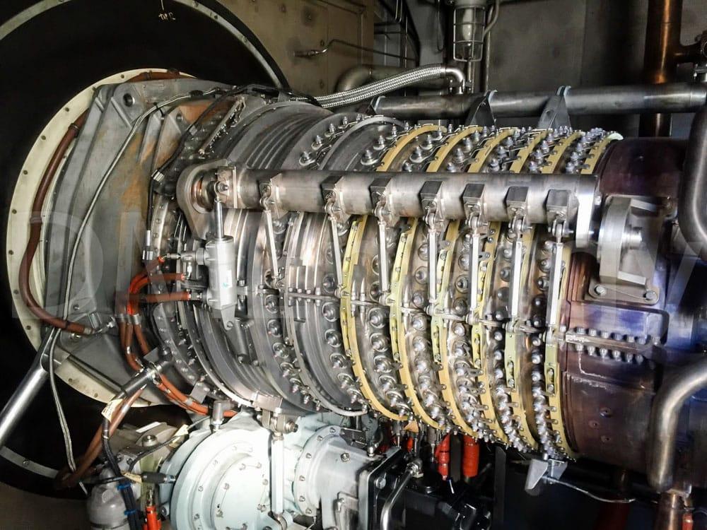 Газовая турбина GE LM2500
