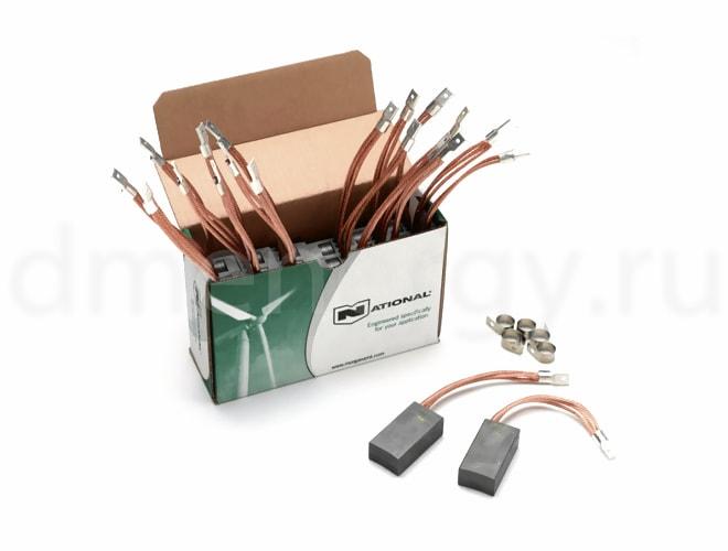 Электрографитовые щетки Morgan Advanced Materials