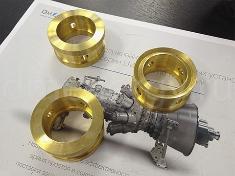Gland for GE МS 5001 РА