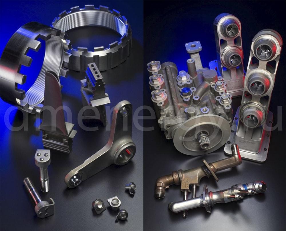 ap m spare - Части компрессора низкого и высокого давления