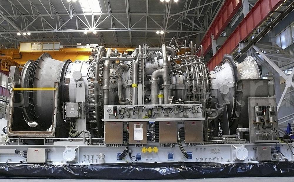 Газовая турбина GE Frame 5