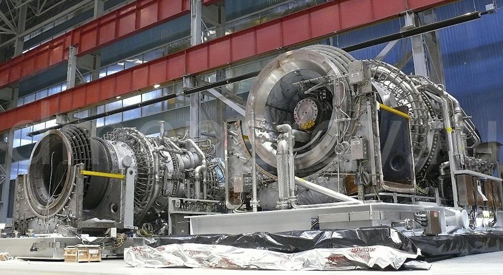 Двухвальные турбины MS5002