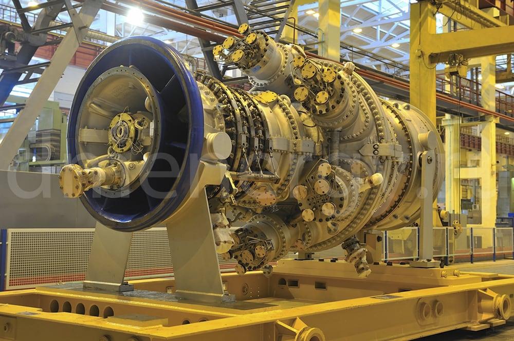 Турбина GE MS5002 E