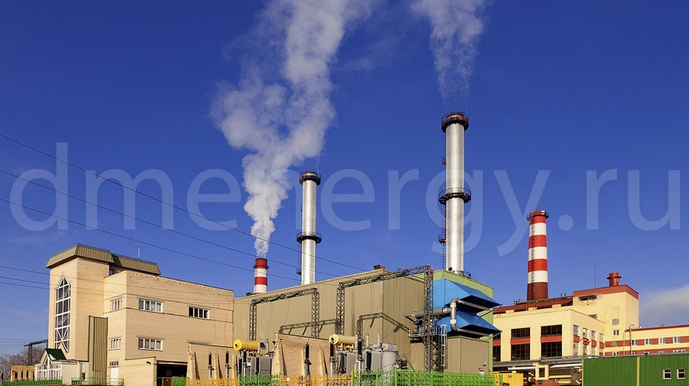 Orsha Thermal Power Plant