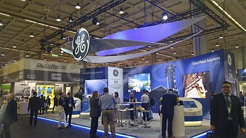 DMEnergy at the exhibition Powergen Europe