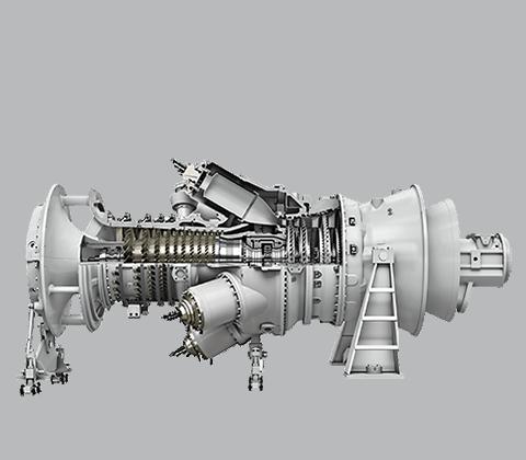 Газовые турбины Siemens SGT