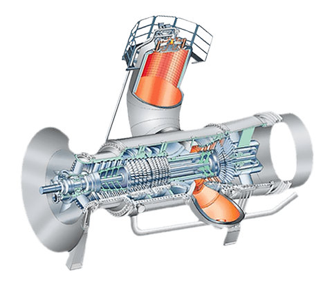 Siemens V94.2 (SGT5-2000E)