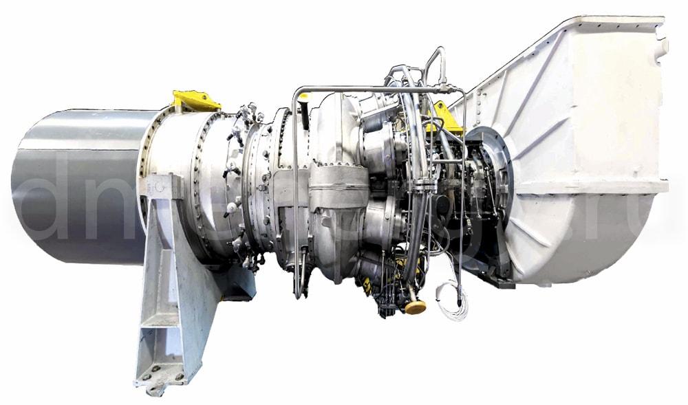 Турбина Siemens SGT-200