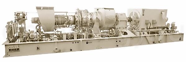 Газовая турбина SOLAR MARS 90