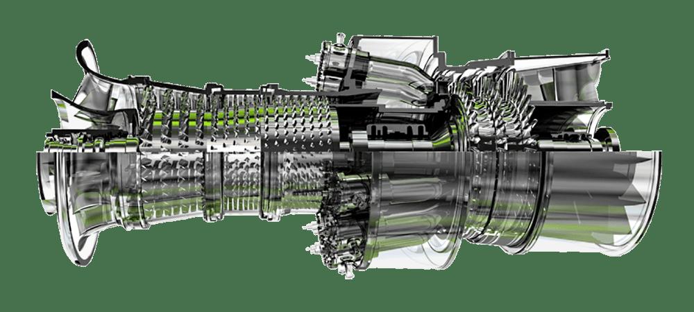 Заказать сервис и поставку турбины General Electric Frame 9E.03 в России и СНГ от официального производителя.