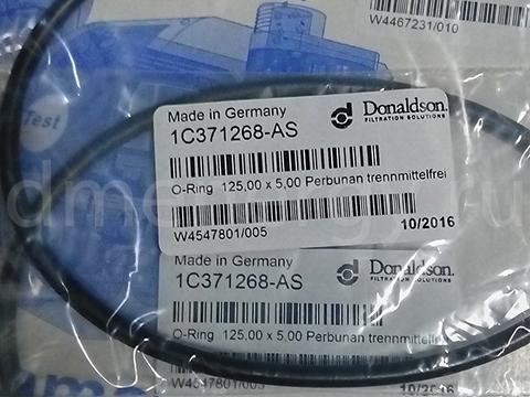 Уплотнительные кольца Donaldson