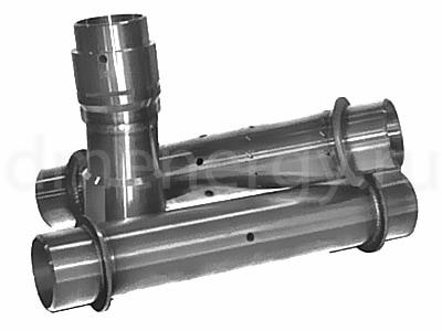 Заказать сервис и поставку пламеперепускных патрубков камеры сгорания от официального производителя в России и СНГ.