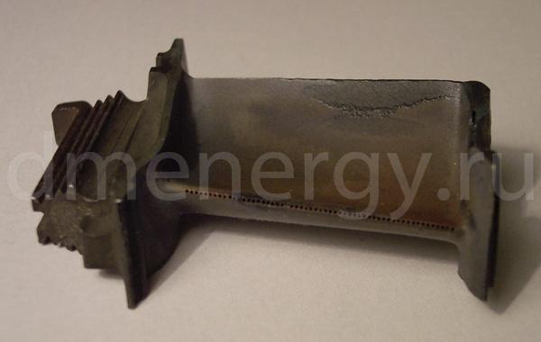 Заказать сервис и поставку рабочих лопаток от официального производителя в России и СНГ.
