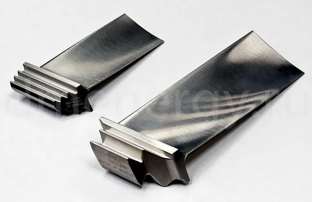 Заказать сервис и поставку лопаток компрессора от официального производителя в России и СНГ.