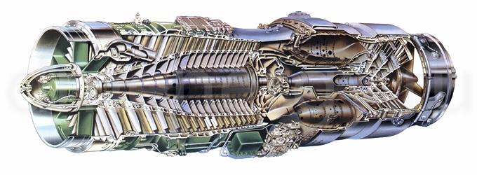 Газотурбинная установка Rolls Royce Avon