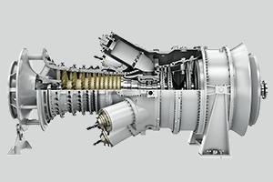 ГТУ Siemens