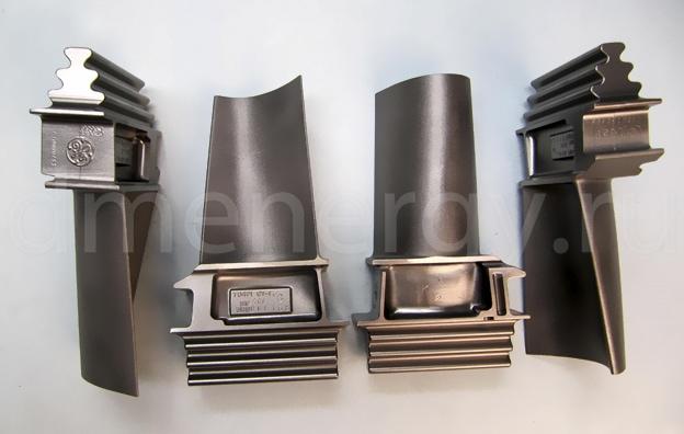 Жаропрочное покрытие компонентов ГТУ