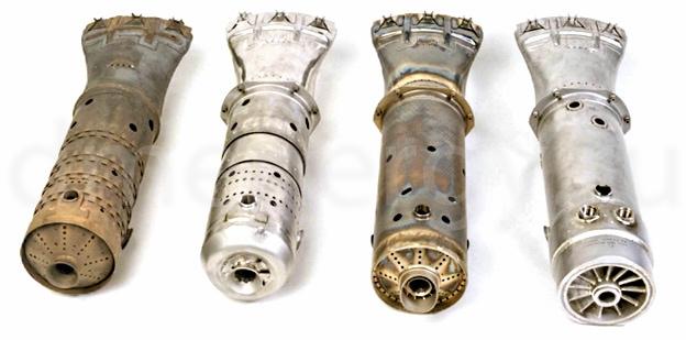 Жаровые труьы для ГТУ Rolls-Royce Allison