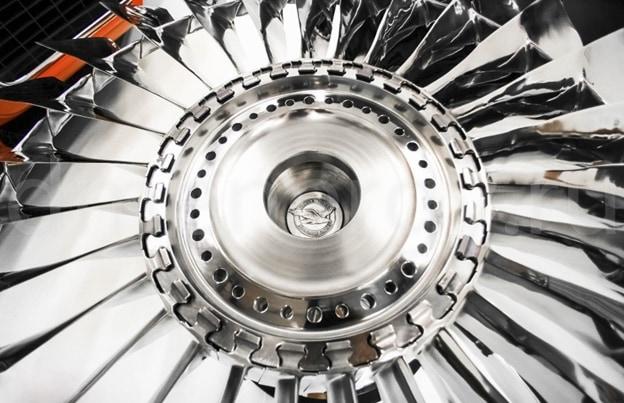 ГТУ Pratt&Whitney FT8
