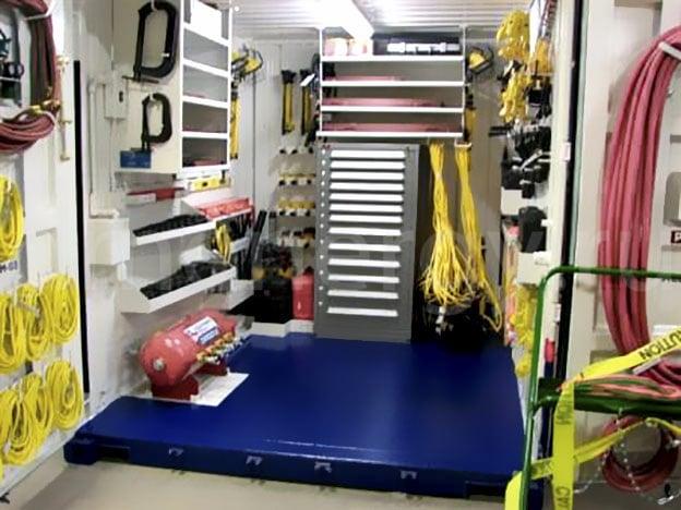Заказать сервис и поставку контейнеров с инструментами от официального производителя в России и СНГ.