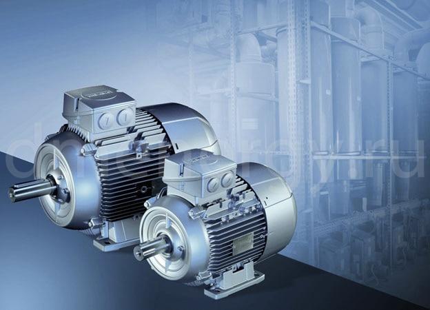 Заказать сервис и поставку электродвигателей от официального производителя в России и СНГ.