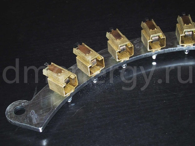 Заказать сервис и поставку электрографитовых щеток от официального производителя в России и СНГ.