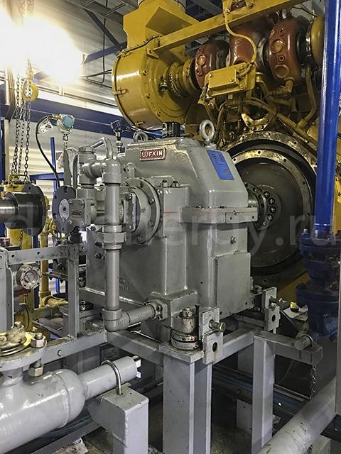 Обслуживание редукторов Lufkin NM1004C специалистами DMEnergy