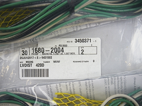 Магнитные датчики Woodward 1680-2004