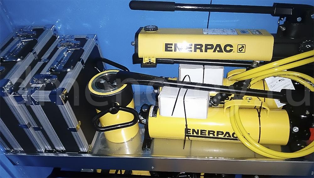 Контейнер с инструментами для ремонта GE