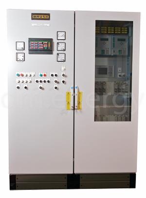 Панели управления и защиты генераторов