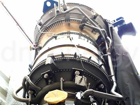 Купить новый газогенератор Pratt&Whitney FT8