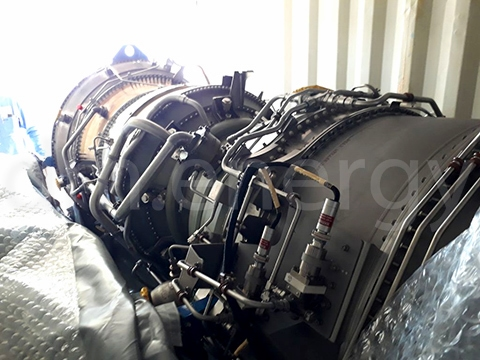 DMEnergy. Продажа нового газогенератора Pratt & Whitney FT8