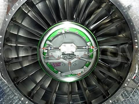 Газогенератор Pratt и Whitney FT8