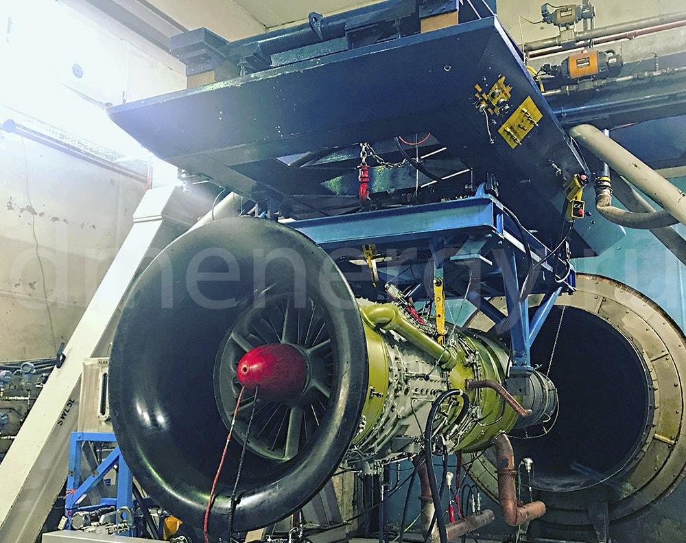 Капитальный ремонт газогенератора Rolls Royce Avon