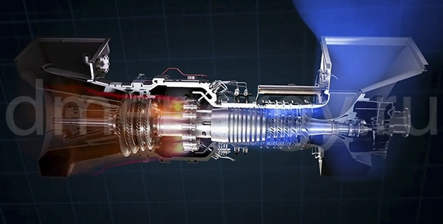 Газовая турбина Solar Titan 130