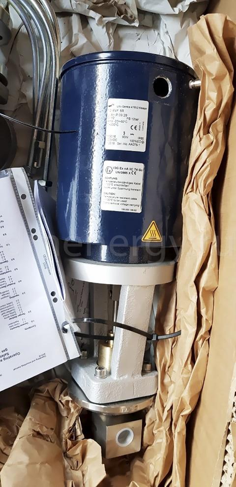 Электромагнитный запорный клапан UNI Gerate EVF