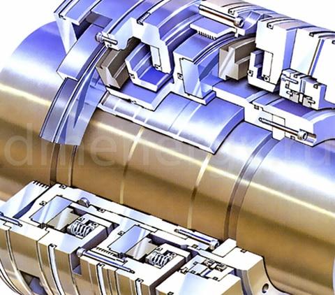28jc - Уплотнения газовых турбин