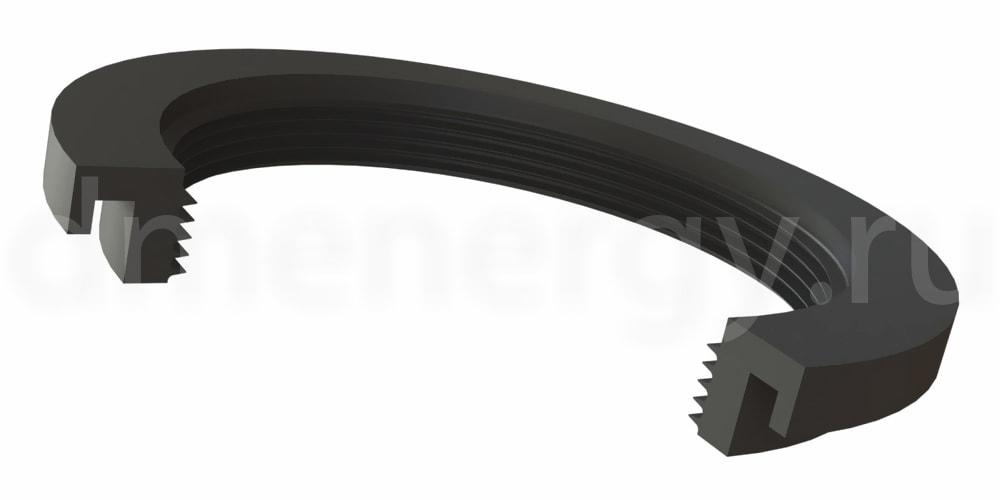 Термопластичное лабиринтное уплотнение Джон Крейн – Искра