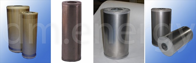 Фильтры c активированным углем