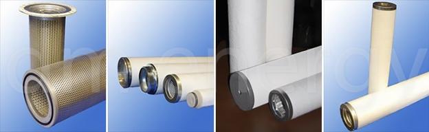 Коалесцирующие фильтры Jonell Micro-LOK и Micro-DEP