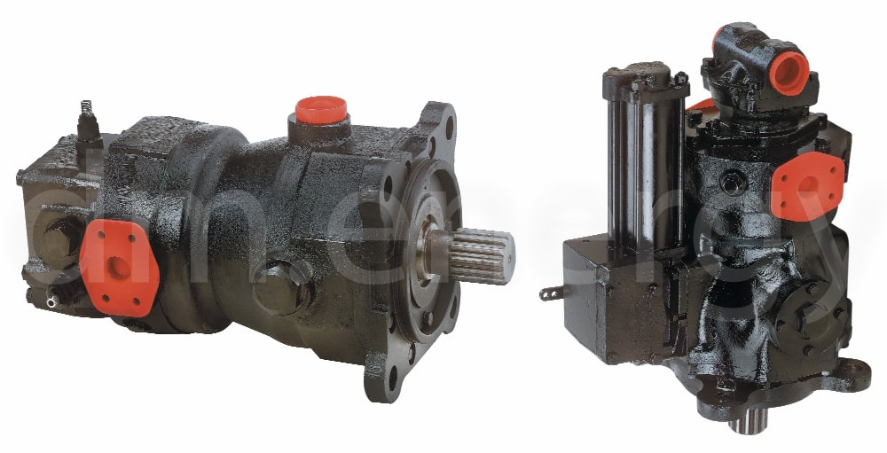 Гидромоторы/насосы Dynapower Generation II