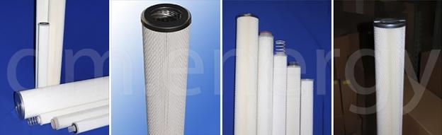 Гофрированные фильтрующие элементы для очистки жидкостей LiquiPleat