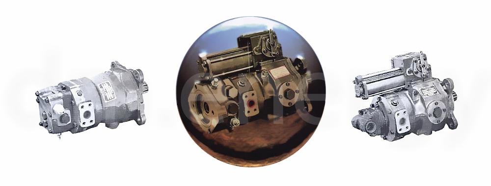 Гидравлические моторы Dynapower