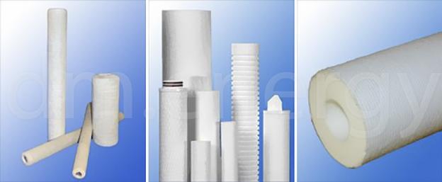 Заказать замену и поставку пористых фильтрующих элементов для очистки жидкостей от официального производителя.