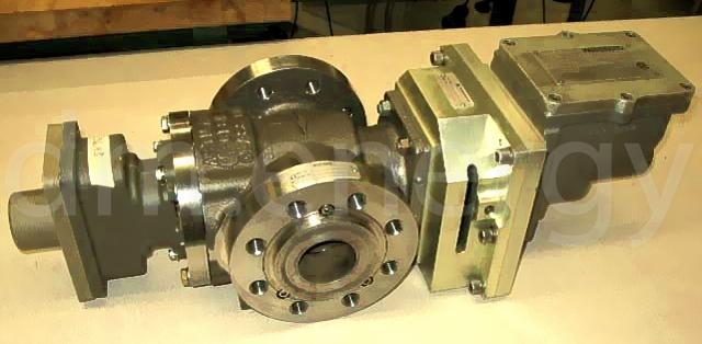 Топливо-регулирующий газовый клапан Woodward 3103/ЕМ35МR