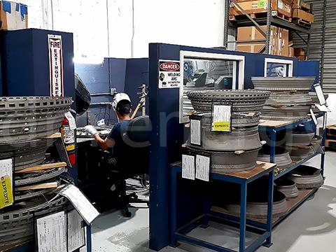 Восстановительный ремонт и производство деталей. Сварка