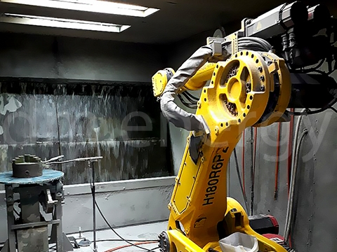 Восстановительный ремонт и производство деталей. Техника
